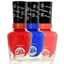 Sally Hansen Miracle Gel STEP1 160 Pinky Promise 14 7ml - Nail Polish for  Women