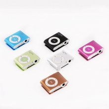 4World MP3 player CLIPSE blue