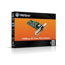 Сетевая карта TRENDNET Nek 100Base-FX...
