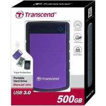 Kõvaketas Transcend väline HDD 25H3P 2.5...