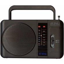 Радио Eltra Radio TOLA чёрный