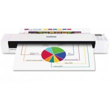 Skänner BROTHER Mobile Scanner DS-820WZ1