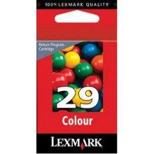 Тонер Lexmark Nr.29 Tinte чёрный