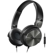 Philips SHL3165BK/00 On-Ear, Black