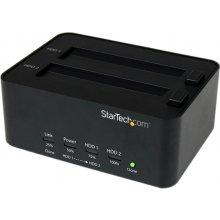 StarTech.com SATDOCK2REU3, HDD, SSD, Serial...