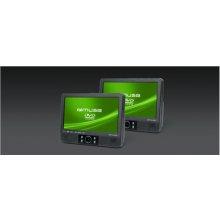 Muse DVD Portable Player M-995CVB USB...