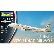 Revell Airbus A320 ETIHAD AIRWAYS 1:144