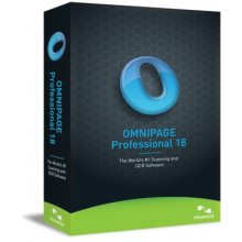Nuance 18 Professional, UPG, ML OmniPage...