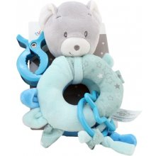 Axiom Rattle uus Baby Teddy Bear mint 16 cm