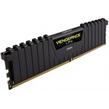 Mälu Corsair Vengeance LPX must 4GB DDR4...