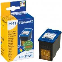 Tooner Pelikan Tinte 3-farbig (HP 22/XL)