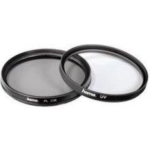 Hama UV-/POL-Filterset 72 mm