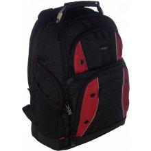 """TARGUS Drifter 16"""" Laptop Backpack Black/Red"""