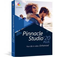 COREL Pinnacle Studio 20 Plus PL/ML Box...
