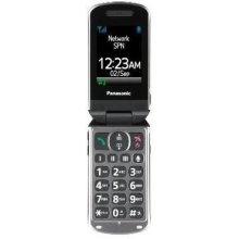 Мобильный телефон PANASONIC KX-TU327 чёрный