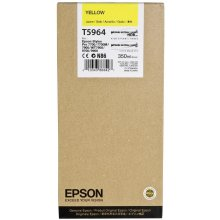 Tooner Epson tint cartridge kollane T 596...