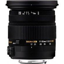 Sigma 17-50мм f/2.8 EX DC HSM объектив для...