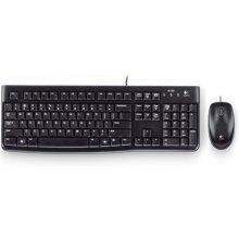 Клавиатура LOGITECH MK120 Wired Combo...