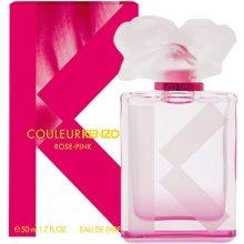 Kenzo Couleur Kenzo Rose-розовый,  EDP 50ml...