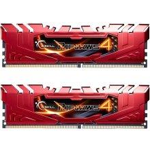 Mälu G.Skill DDR4 16GB PC 2400 CL15 KIT...
