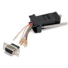 StarTech.com Adapter DB9F to RJ45F, DB9...