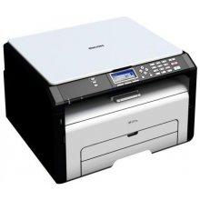 Printer RICOH MFP SP 211SU 22 ppm copy/print
