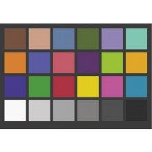 BIG värvitahvel + test CD monitorile...