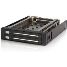 StarTech.com HSB220SAT25B Tray less Dual...