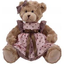 Beppe Bear Daisy розовый polka dots flounce