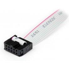 StarTech.com 2 IDC - 2 DB-9, F/M, 2 x DB-9...