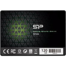 Kõvaketas SILICON POWER SSD Slim S56 120GB...