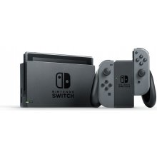 Игровая приставка NINTENDO Switch серый...