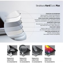 3MK HardGlass Max Screen protector, Apple...