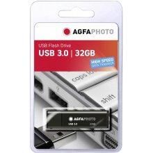 Mälukaart AGFAPHOTO USB 3.0 black 32GB