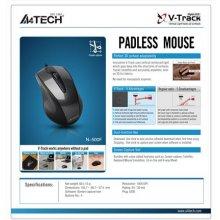 Hiir A4TECH N-500F, USB, Laser, PC, must...