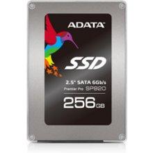 "Kõvaketas ADATA SSD 256GB 2,5"" (6.3cm)..."