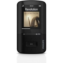 Philips MP4-pleier, 8GB