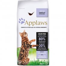 Applaws cat ADULT CHICKEN & DUCK - 7,5KG