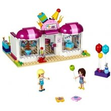 LEGO Friends Party shop in Heartlake