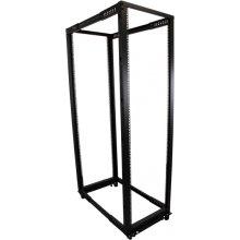 StarTech.com 4POSTRACK42, Black, Steel...