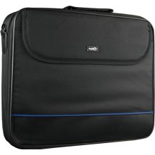 Natec Laptop Bag IMPALA Black-Blue 17,3...