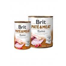 Brit Care PATÉ & MEAT - RABBIT 400g