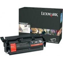 Tooner Lexmark T650H80G Toner must