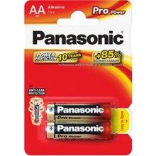 PANASONIC Pro Power AA/LR6, Alkaline, 2...