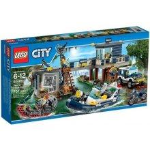 LEGO ® City 60069 Polizeiwache im Sumpf