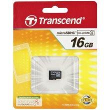 Mälukaart Transcend SD microSD Card 16GB...