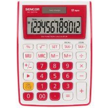 Sencor Kalkulator biurkowy SEC 363T/RD,duzy...