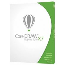 COREL DRAW graafika SUITE X7