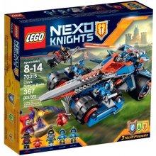 LEGO Nexo Knights Pojazd Claya