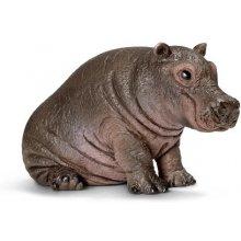 Schleicher SCHLEICH Młody hipopotam uus 2013